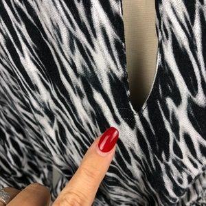 Vince Dresses - VINCE Elastic Waist Pocket Dress Sz L Runs Small